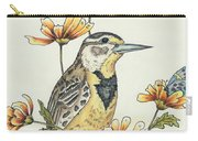 Meadow Song Carry-all Pouch