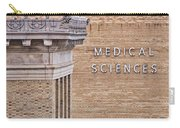Medical Sciences - Uw Madison Carry-all Pouch