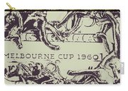 Melbourne Cup 1960 Carry-all Pouch