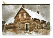 Memories Of Winters Past Carry-all Pouch