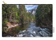 Merced River, Yosemite National Park Carry-all Pouch