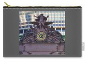 Mercury Above Grand Central Carry-all Pouch