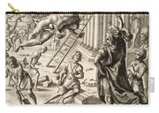 Mercury And Aeneas  State    Carry-all Pouch
