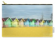 Mersea Island Beach Huts, Image 1 Carry-all Pouch