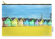 Mersea Island Beach Huts, Image 2 Carry-all Pouch