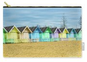 Mersea Island Beach Huts, Image 3 Carry-all Pouch
