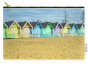 Mersea Island Beach Huts, Image 4 Carry-all Pouch