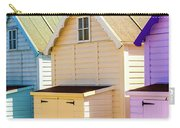 Mersea Island Beach Huts, Image 6 Carry-all Pouch