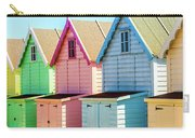 Mersea Island Beach Huts, Image 7 Carry-all Pouch