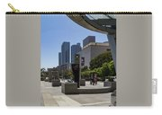 Metro Station Civic Center Los Angeles Carry-all Pouch