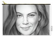 Michelle Monaghan Carry-all Pouch