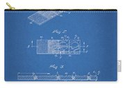 Microscope Slide Patent Carry-all Pouch