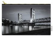 Midnight Hour- Carry-all Pouch by JD Mims