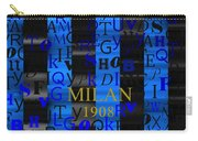 Milan 1908 Carry-all Pouch