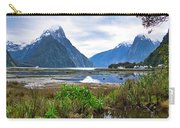 Milford Sound - New Zealand Carry-all Pouch