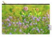Milkweed Wildflower Field Carry-all Pouch