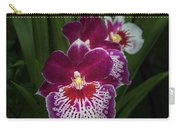 Miltonia Carry-all Pouch