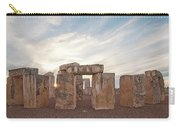 Mini Stonehenge Carry-all Pouch by Scott Cordell