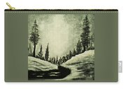 Misty Dawn Number Three Carry-all Pouch