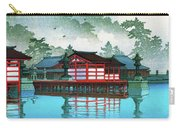 Miyajima In The Mist - Digital Remastered Edition Carry-all Pouch