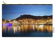 Monaco At Twilight Carry-all Pouch