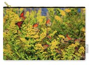 Monarch Gathering 1 Carry-all Pouch