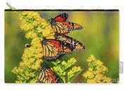 Monarch Gathering 2 Carry-all Pouch