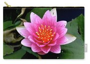 Monet Water Lilly Carry-all Pouch