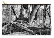 Monochrome Woods 2 Carry-all Pouch