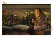 Mont-royal Sunset Carry-all Pouch by Juan Contreras
