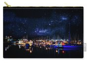 Monterey Bay At Night Carry-all Pouch