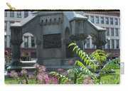 Monument Square Carry-all Pouch