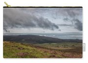 Moody Peak District Carry-all Pouch