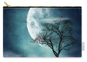 Moon Blues Carry-all Pouch