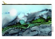Moondance Iv Carry-all Pouch by Kathryn Riley Parker