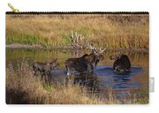 Moose At Green Pond Carry-all Pouch