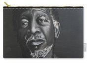 Morgan Freeman Carry-all Pouch by Richard Le Page