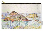 Morlaix, Entrance Of The River - Digital Remastered Edition Carry-all Pouch