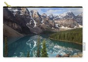 Morning At Moraine Carry-all Pouch