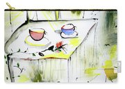 Morning By The Artist Catalina Lira Carry-all Pouch