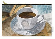 Morning Coffee Carry-all Pouch by Clint Hansen