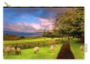 Morning Grazing Painting Carry-all Pouch