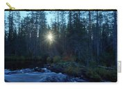 Morning Has Broken At Hepokongas Waterfall Carry-all Pouch