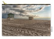 Morning In Miami Carry-all Pouch by Alison Frank