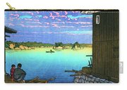 Morning In Yobuko, Hizen - Digital Remastered Edition Carry-all Pouch