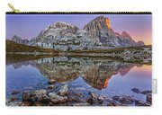 Morning On Laghi Dei Piani Carry-all Pouch by Dmytro Korol