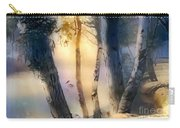 Morning On The Murray Carry-all Pouch