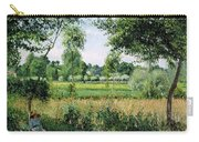 Morning Sunlight Effect, Eragny - Digital Remastered Edition Carry-all Pouch