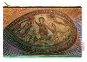Mosaics Of Mausoleo Carry-all Pouch