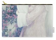 Mother And Child By Wilhelm List Carry-all Pouch